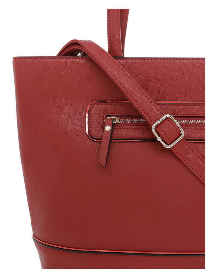 Trinidad Zip Top Tote Bag image 3