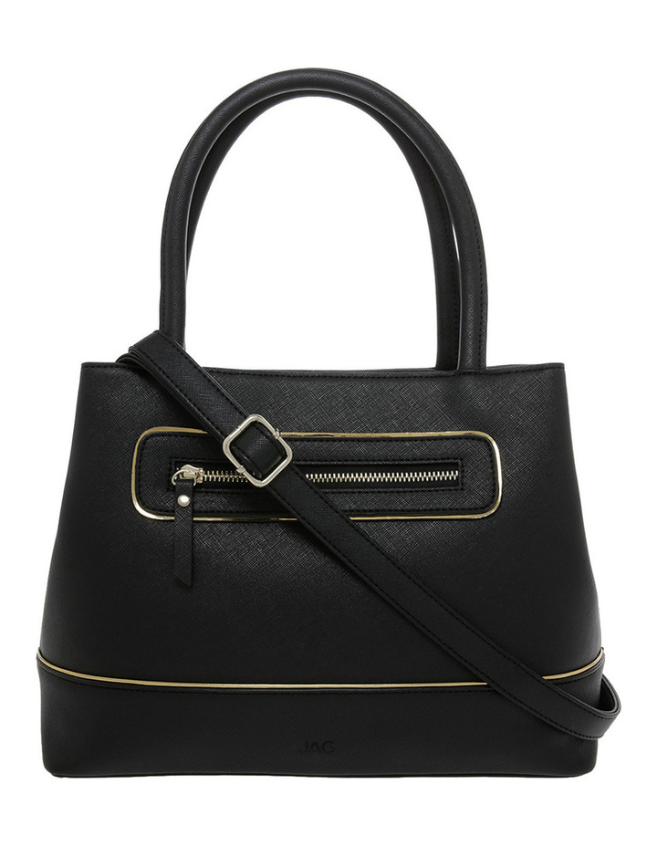 Trinidad Zip Top Shoulder Bag image 1