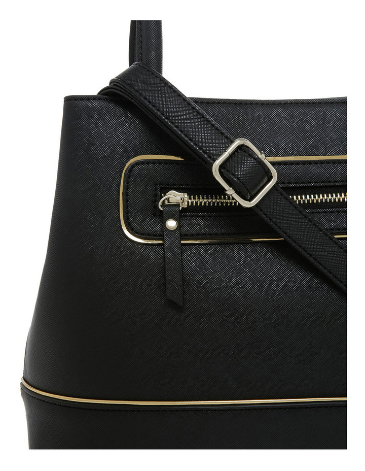 Trinidad Zip Top Shoulder Bag image 3