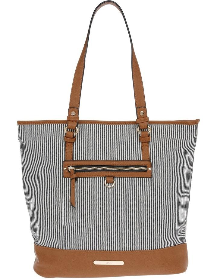Panama Zip Top Tote Bag image 1