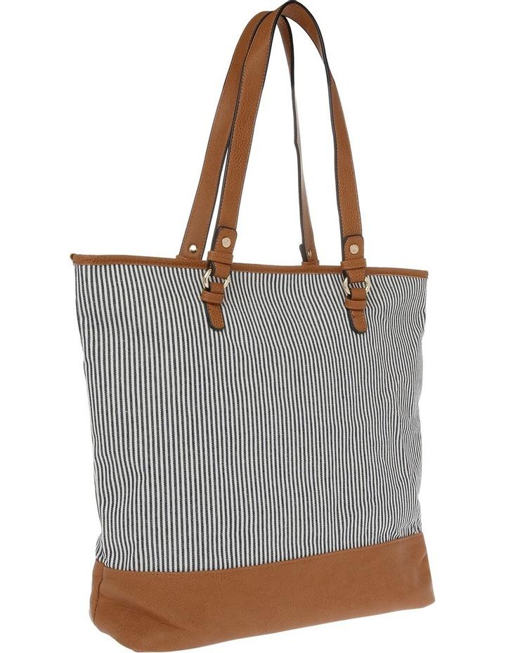 Panama Zip Top Tote Bag image 2