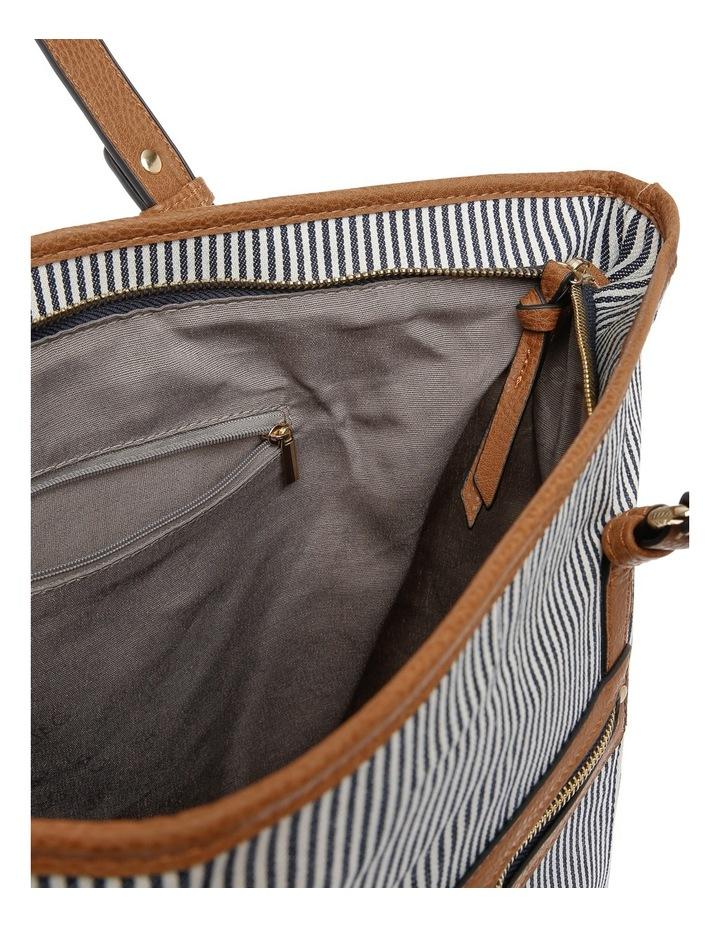 Panama Zip Top Tote Bag image 4