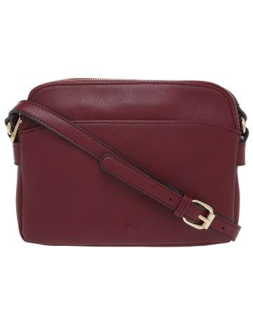 09000840c7f JAG Jessie Zip Top Crossbody Bag JAGWH591