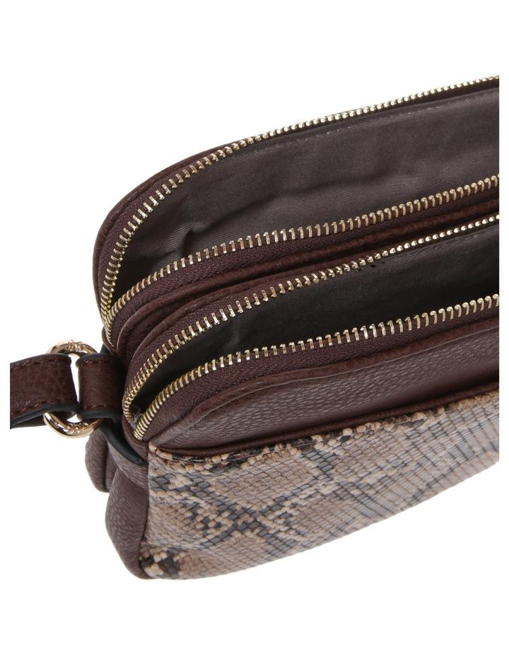 Jessie Zip Top Crossbody Bag JAGWH591 image 4