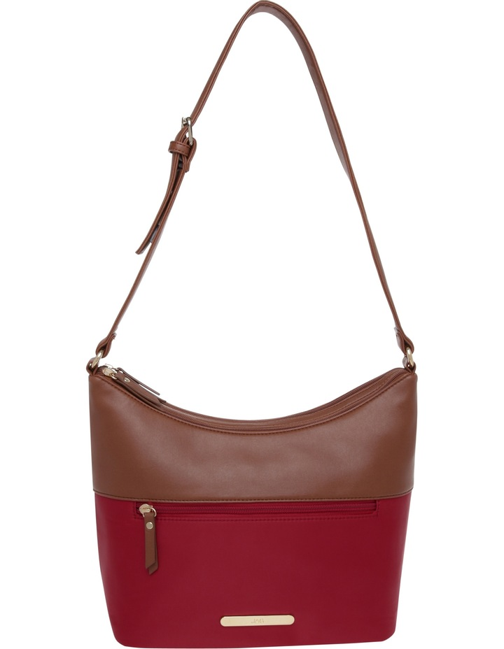 Atlanta Zip Top Hobo Bag JAGWH662 image 1