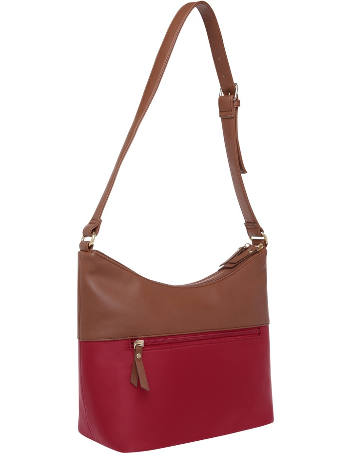 Atlanta Zip Top Hobo Bag JAGWH662 image 2