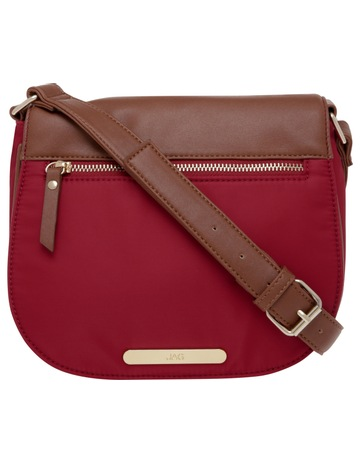 c0957cc341 JAGAtlanta Flap Over Crossbody Bag JAGWH664. JAG Atlanta Flap Over  Crossbody Bag JAGWH664
