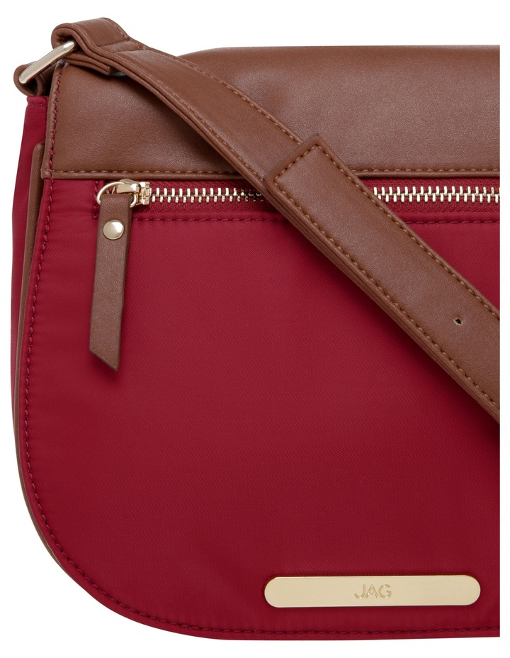 Atlanta Flap Over Crossbody Bag JAGWH664 image 3