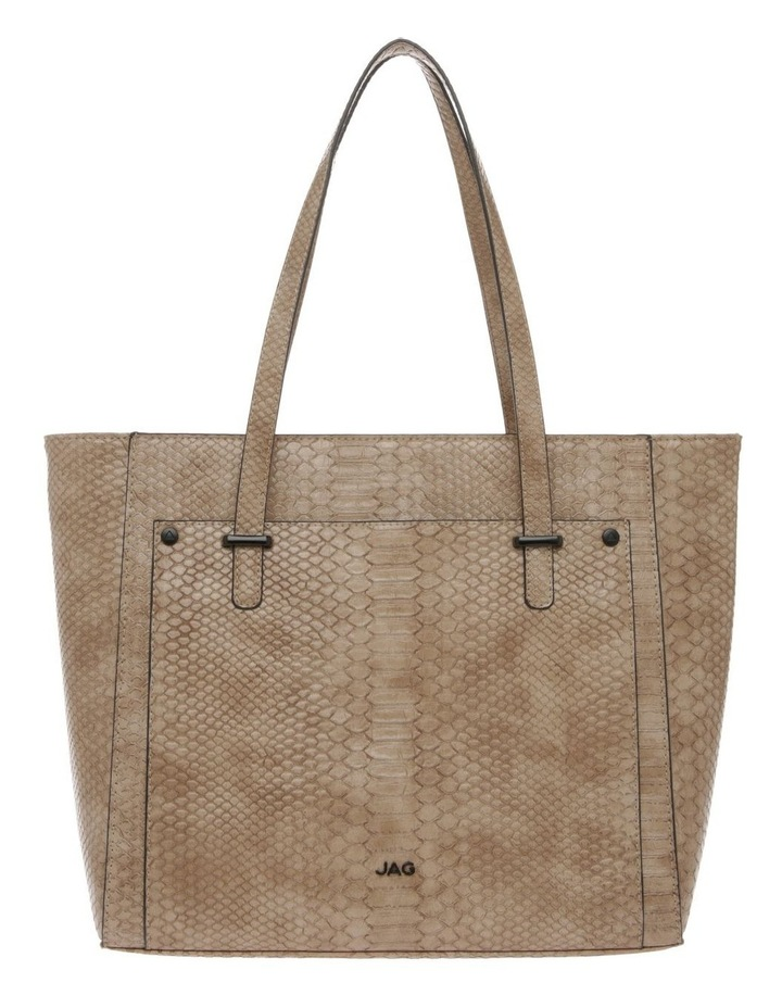 Rosie Croc Double Handle Tote Bag image 1
