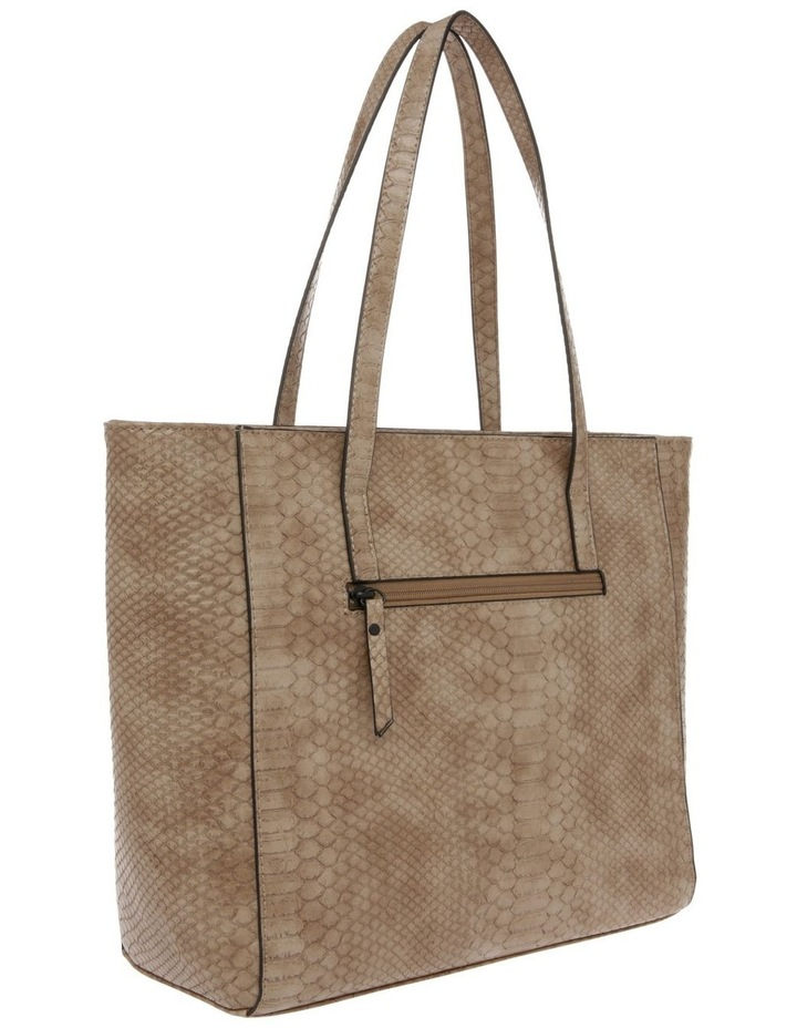 Rosie Croc Double Handle Tote Bag image 2