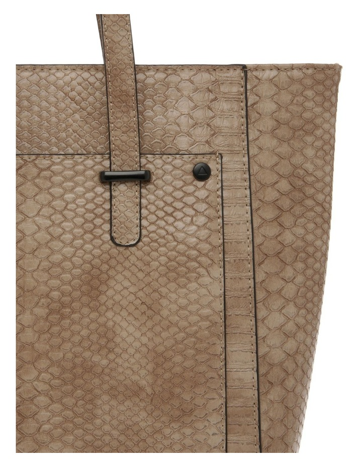 Rosie Croc Double Handle Tote Bag image 3