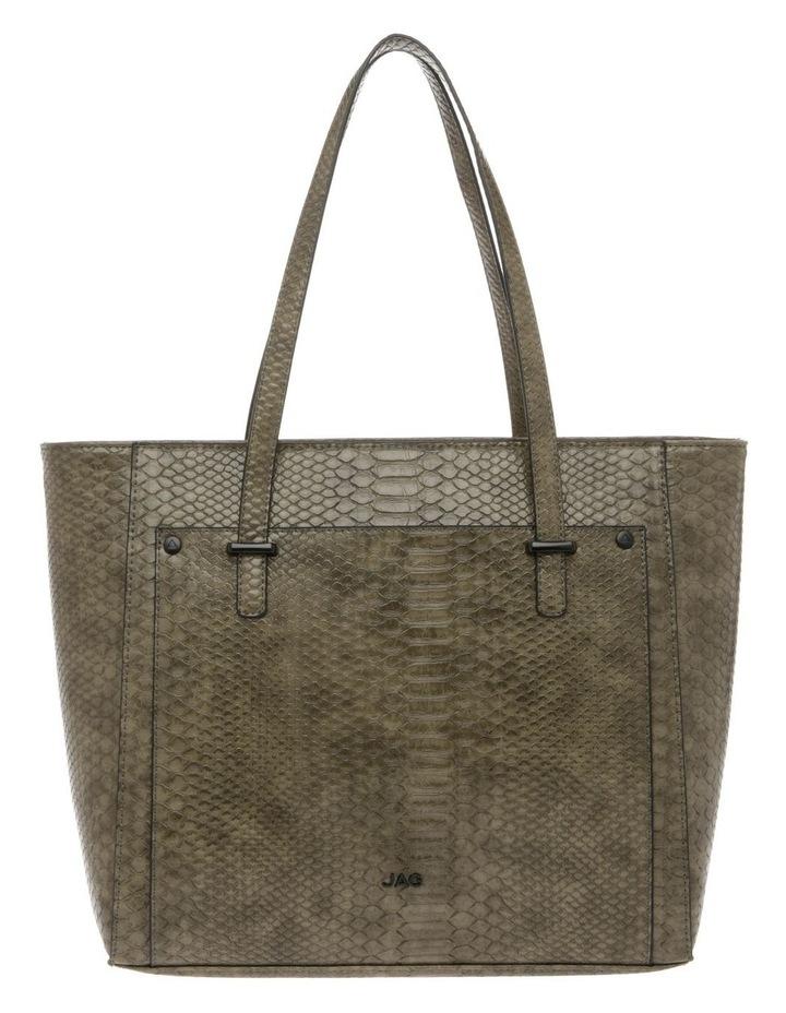 Rosie Croc Double Handle Tote Bag image 1