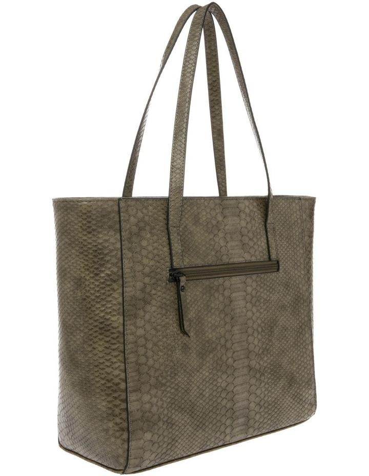 Rosie Croc Double Handle Tote Bag image 2