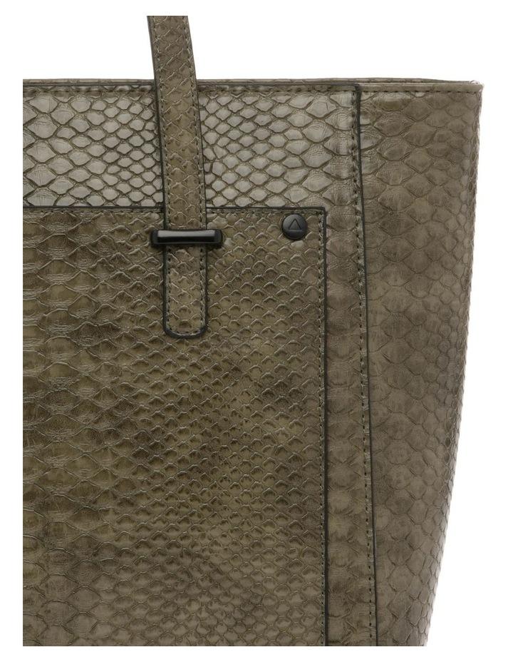 Rosie Croc Double Handle Tote Bag image 3