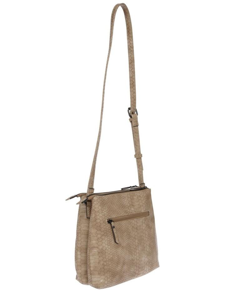 Rosie Croc Zip Top Crossbody Bag image 2