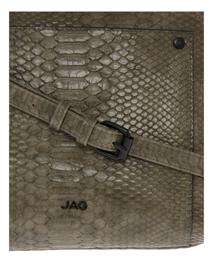 Rosie Croc Zip Top Crossbody Bag image 3