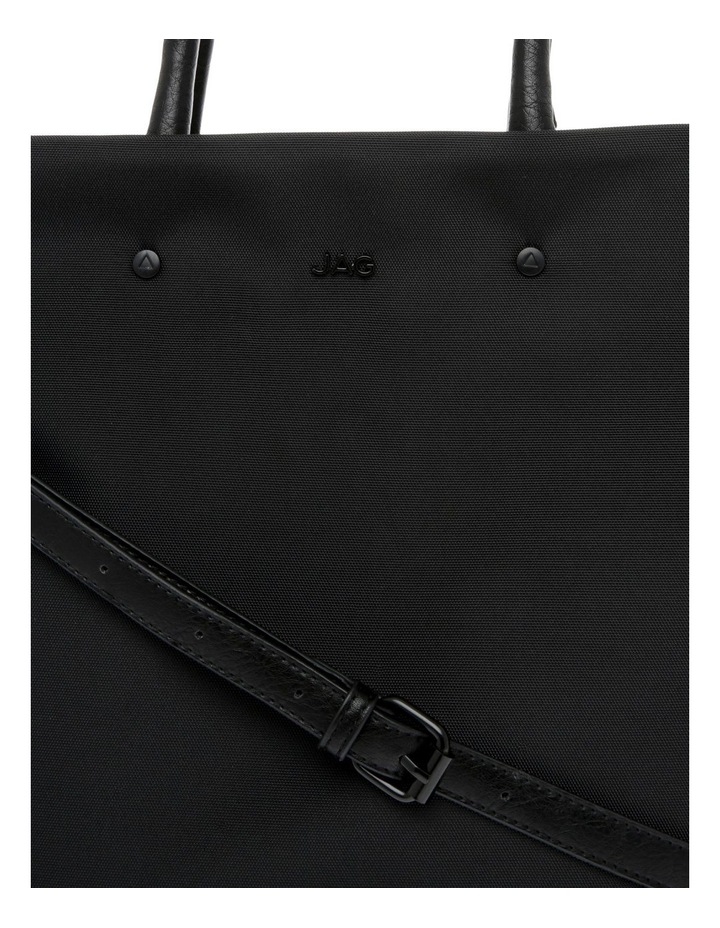 Irina Large Zip Top Tote Bag image 3