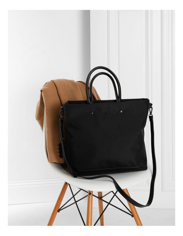 Irina Large Zip Top Tote Bag image 5