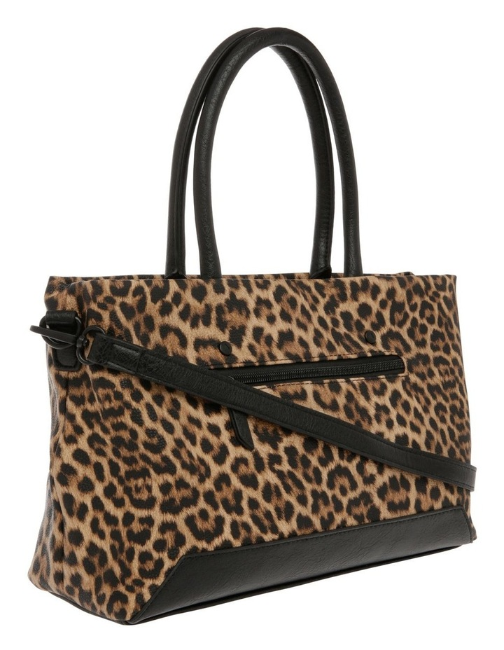 Irina Medium Zip Top Tote Bag image 2