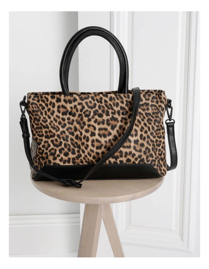 Irina Medium Zip Top Tote Bag image 5