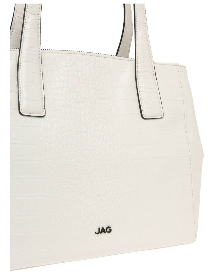 Iman Double-Handle Tote Bag image 3