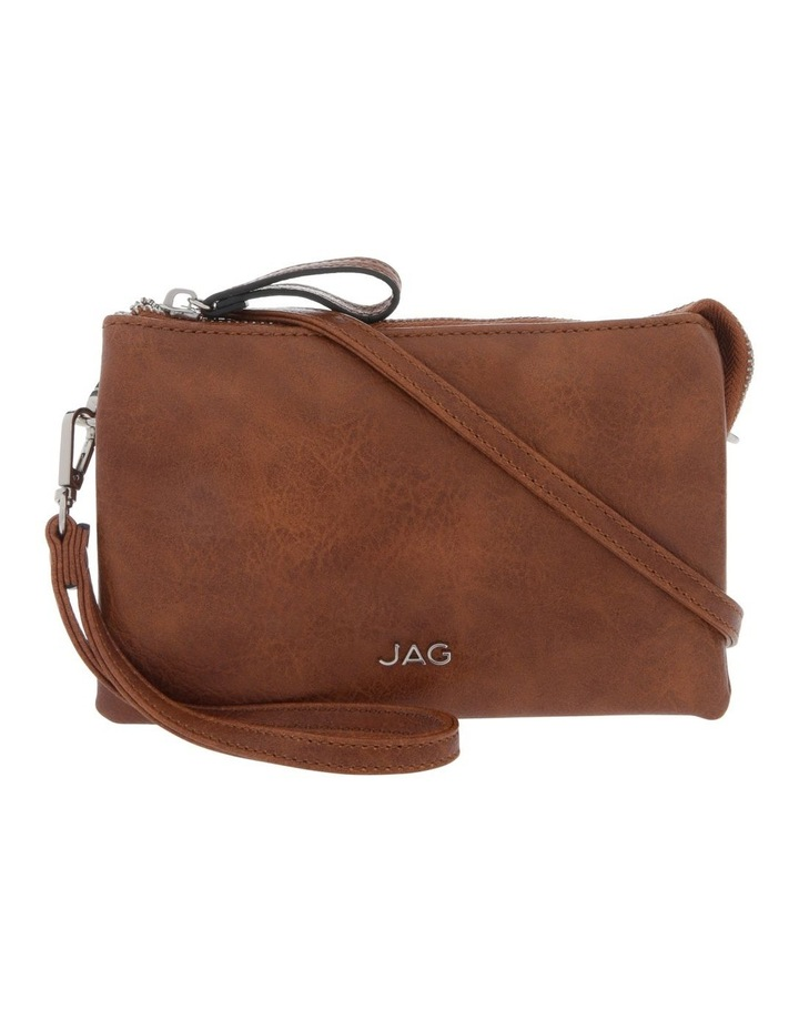 Ava Tan Crossbody Bag image 1
