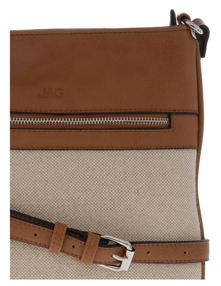 Blair Zip Top Crossbody Bag image 3