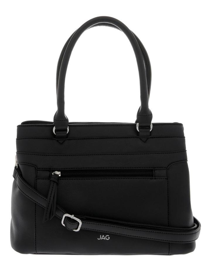 Tyra Zip Top Tote Bag image 1