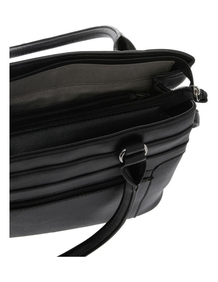 Tyra Zip Top Tote Bag image 4