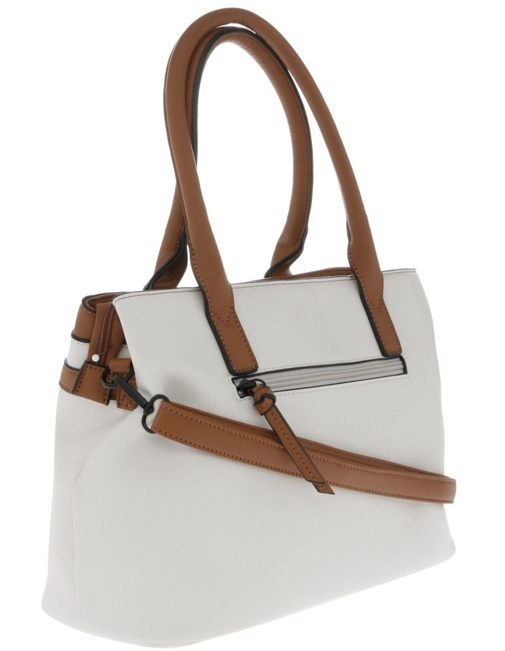 Tyra Zip Top Tote Bag image 2