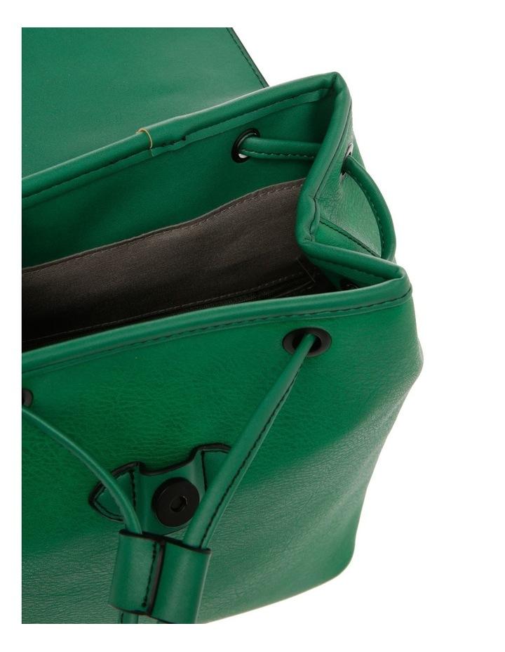Marisol Green Back Pack image 4