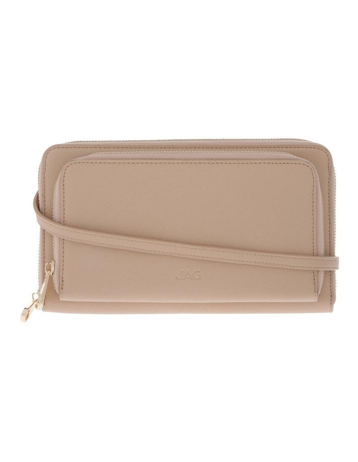 Hands Free Zip Around Clutch Bag image 1