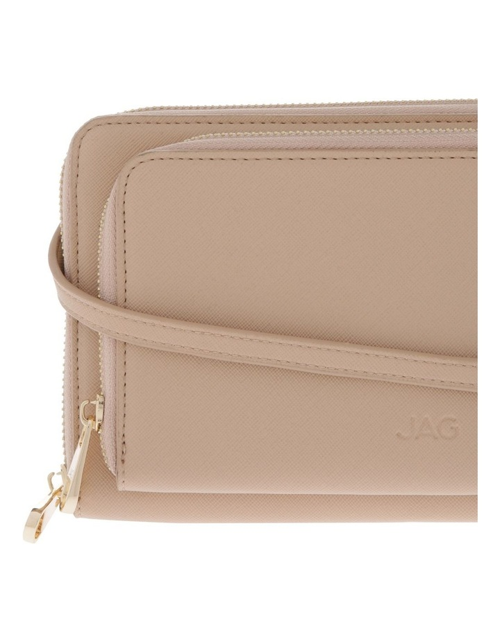 Hands Free Zip Around Clutch Bag image 3