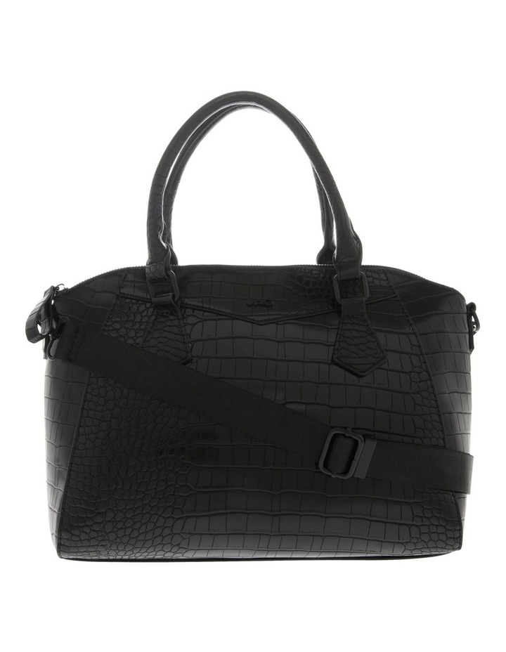 Hazel Double Handle Tote Bag in Black image 1