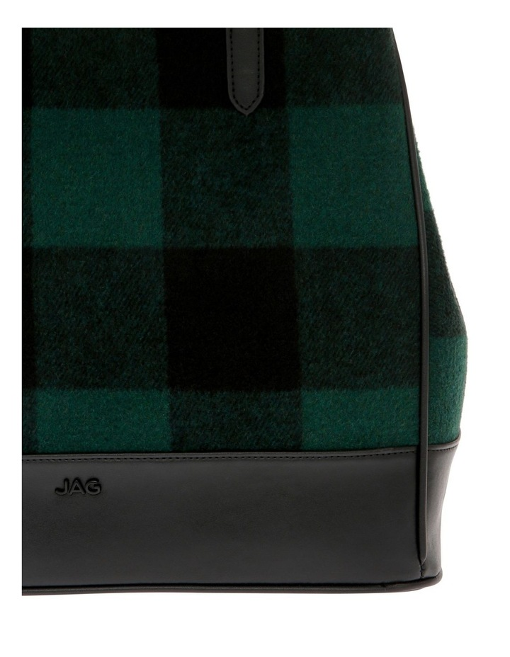 Lisa Double Handle Green Tote Bag image 3