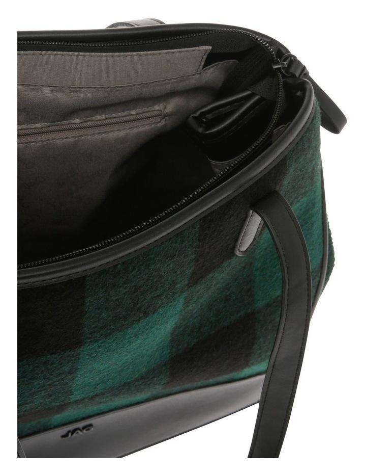 Lisa Double Handle Green Tote Bag image 4