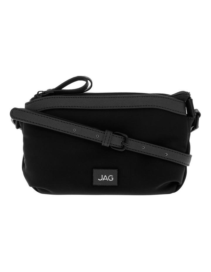Audrey Nylon Zip Top Crossbody Bag image 1