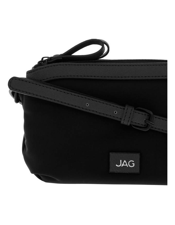 Audrey Nylon Zip Top Crossbody Bag image 3