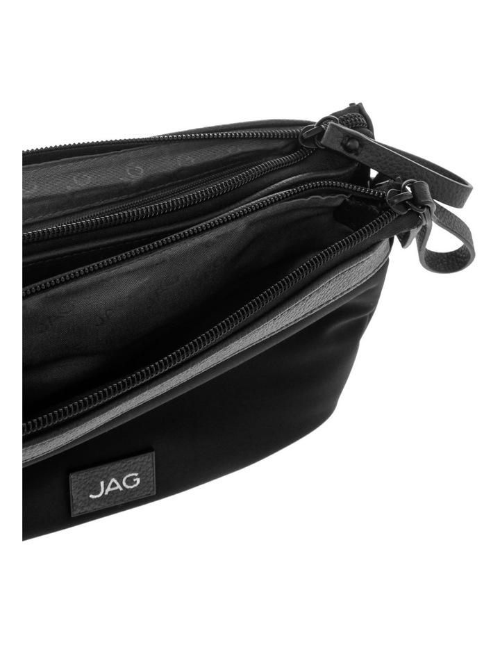 Audrey Nylon Zip Top Crossbody Bag image 4