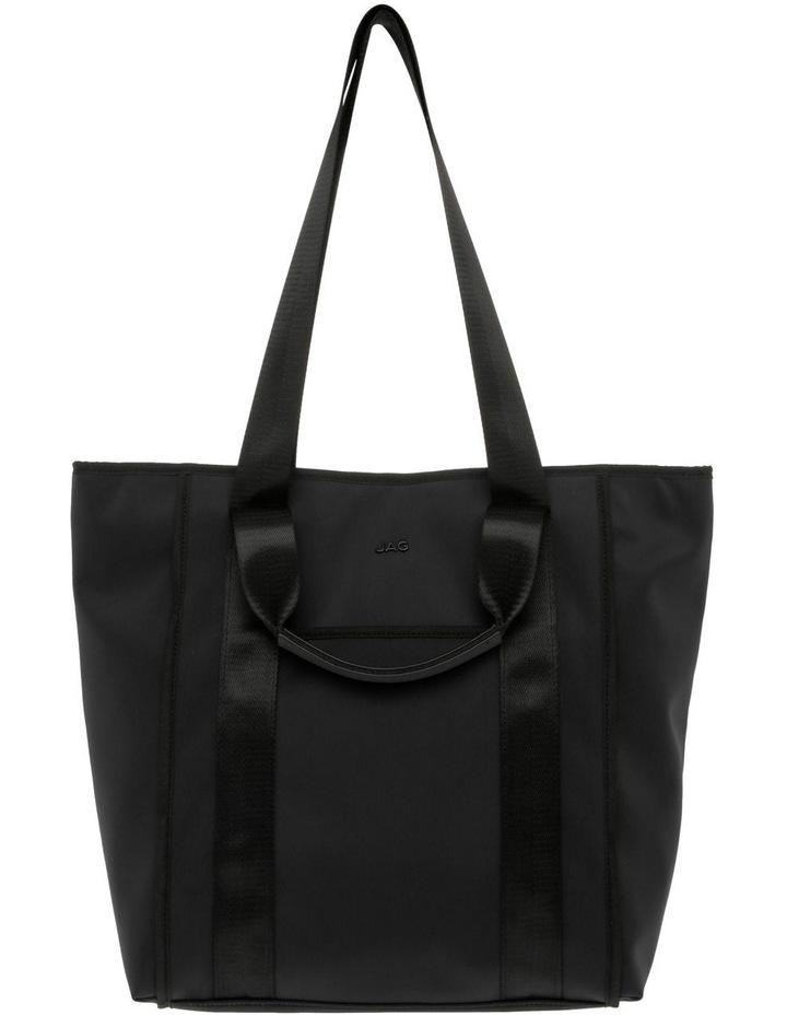 Audrey Nylon Double Handle Tote Bag image 1