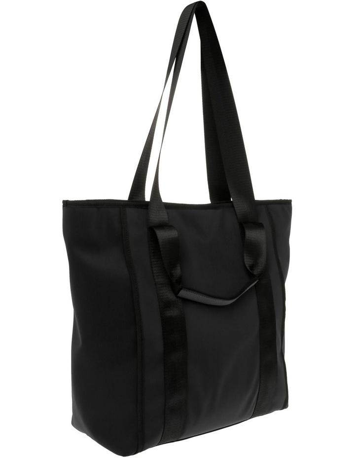 Audrey Nylon Double Handle Tote Bag image 2