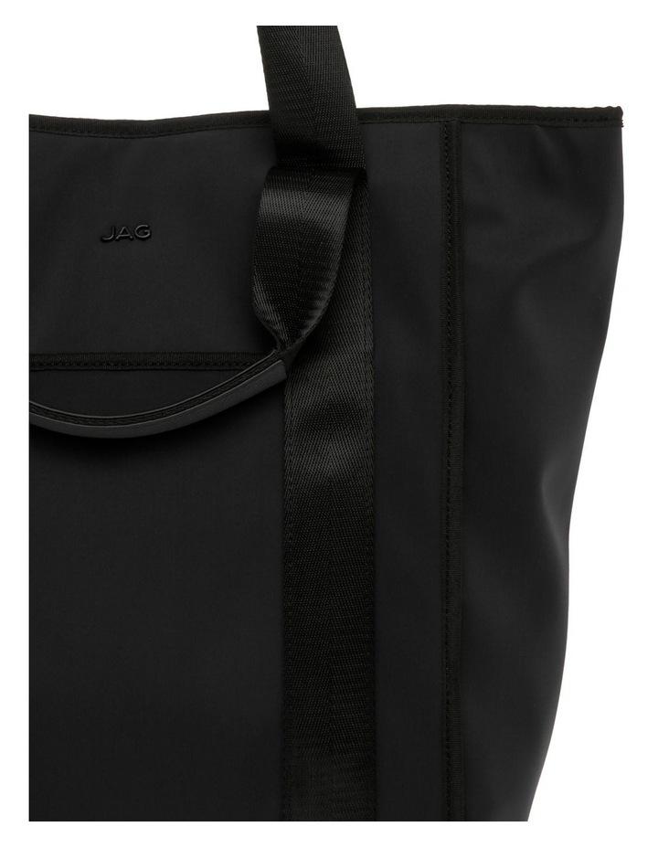 Audrey Nylon Double Handle Tote Bag image 3