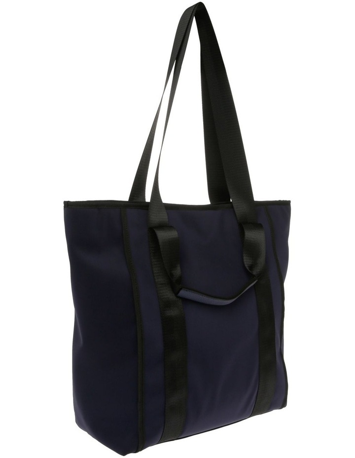 Audrey Nylon Double Handle Tote Bag image 2