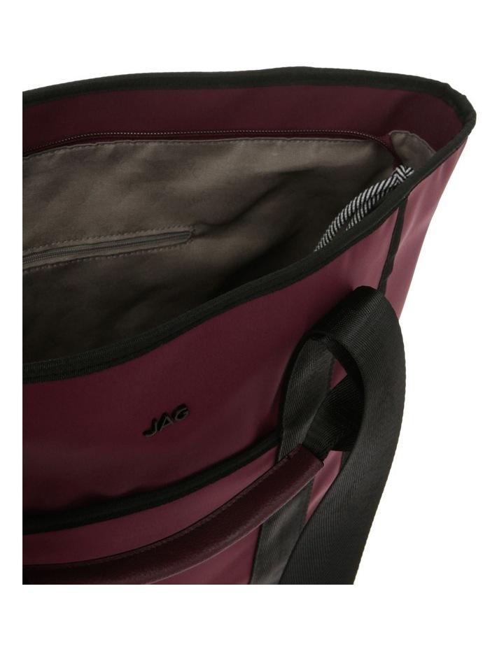 Audrey Nylon Double Handle Tote Bag image 4