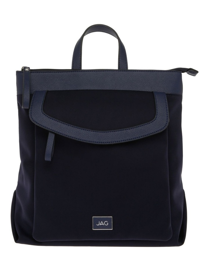 Audrey Nylon Zip Top Back Pack image 1