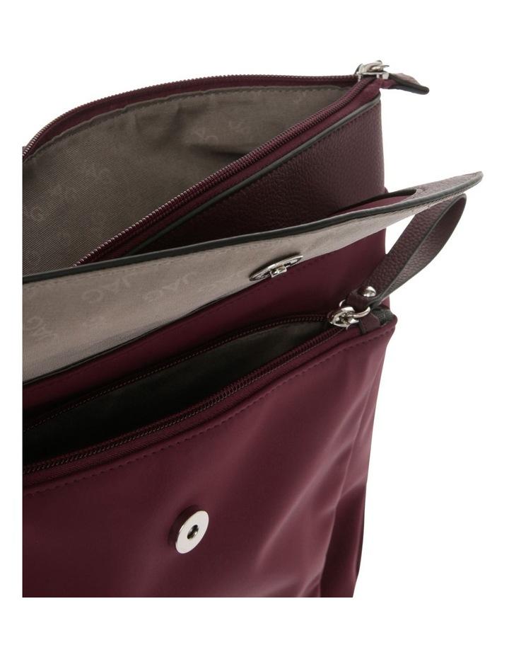 Audrey Nylon Zip Top Back Pack image 4