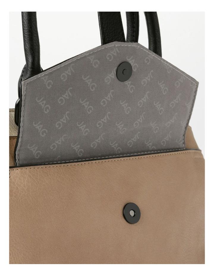 Heather Double Handle Tote Bag image 4