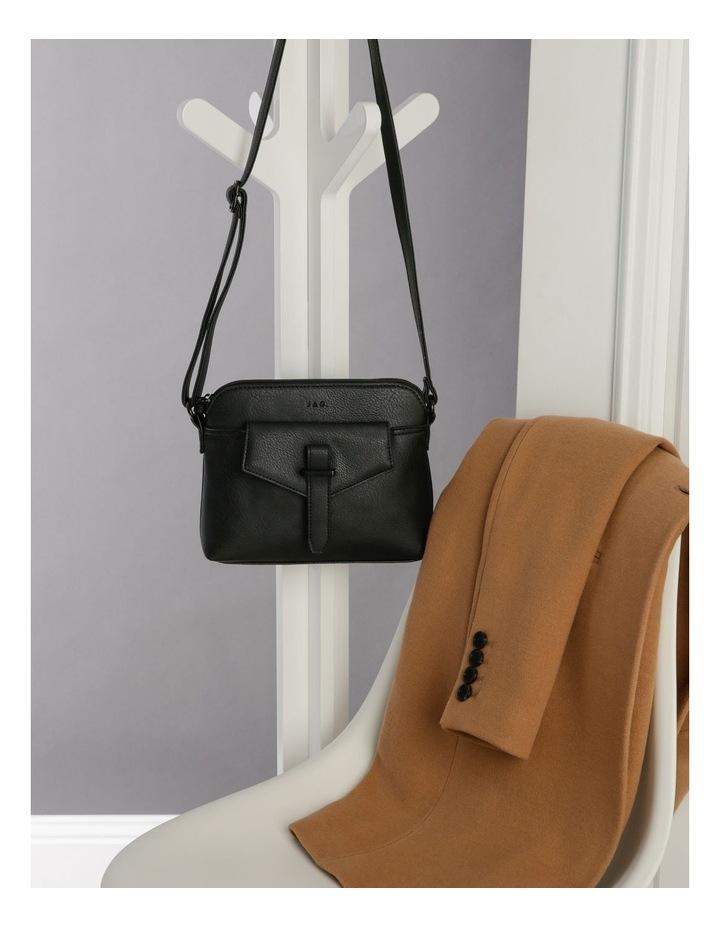 Heather Zip Top Crossbody Bag image 5