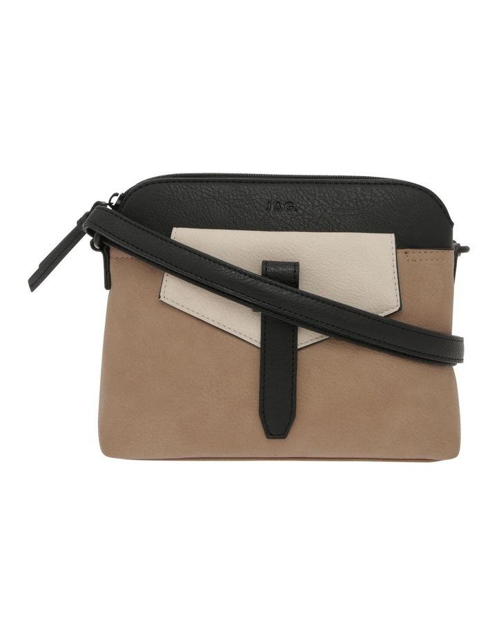 Heather Zip Top Crossbody Bag image 1