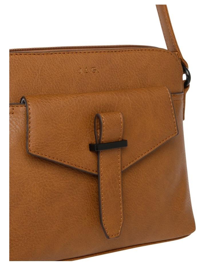 Heather Zip Top Crossbody Bag image 3